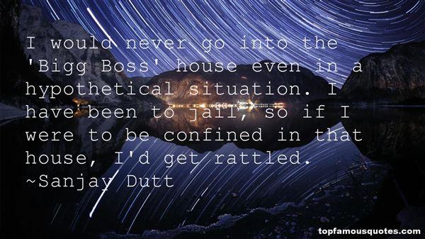 Sanjay Dutt Quotes