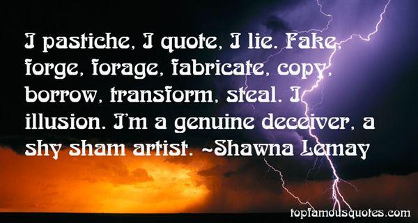 Shawna Lemay Quotes