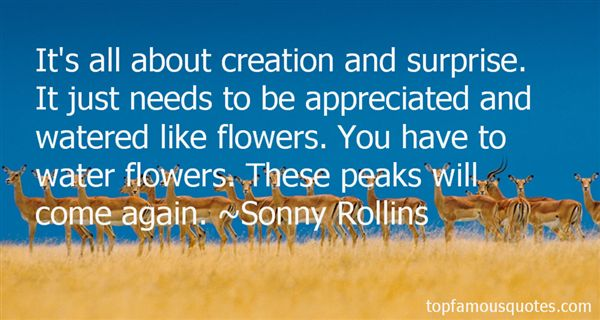 Sonny Rollins Quotes
