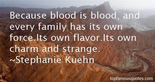 Stephanie Kuehn Quotes