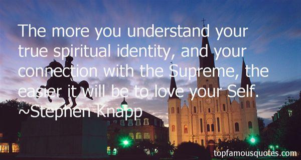 Stephen Knapp Quotes