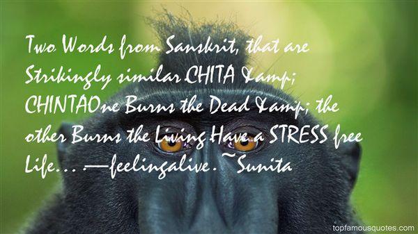 Sunita Quotes