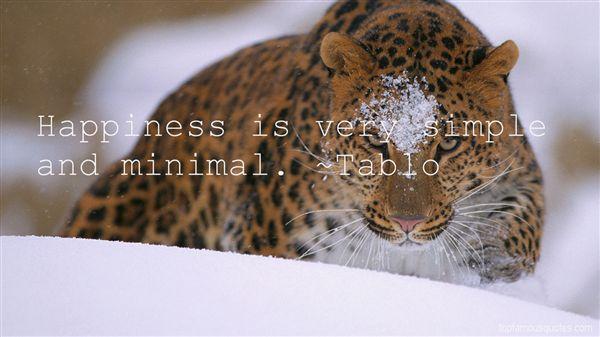 Tablo Quotes