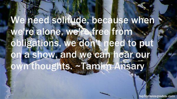 Tamim Ansary Quotes