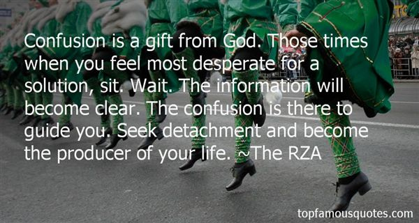 The RZA Quotes