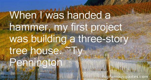 Ty Pennington Quotes