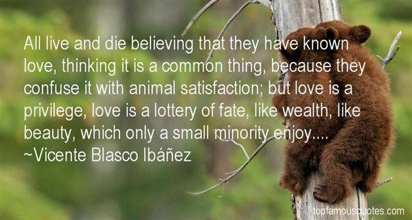 Vicente Blasco Ibáñez Quotes
