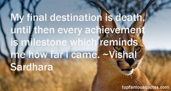 Vishal Sardhara Quotes