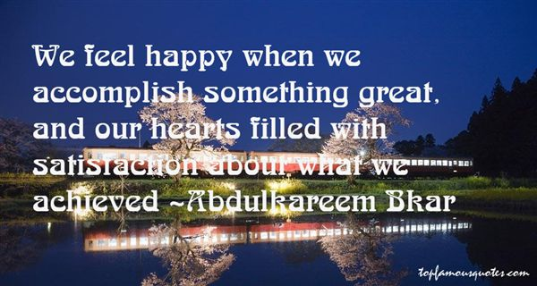 Abdulkareem Bkar Quotes