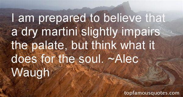 Alec Waugh Quotes