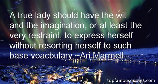 Ari Marmell Quotes