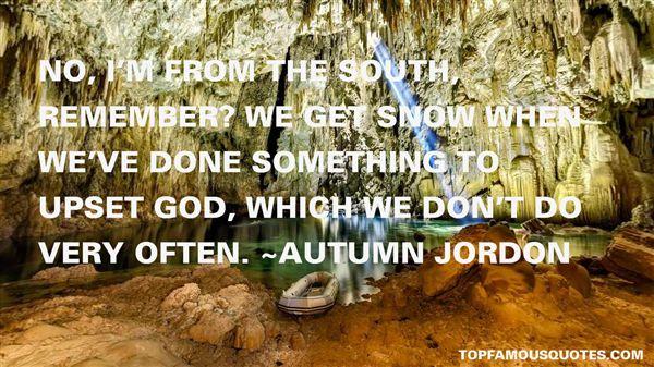 Autumn Jordon Quotes