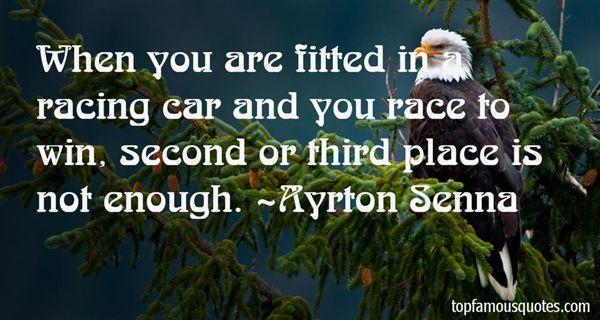 Ayrton Senna Quotes