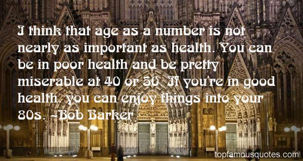 Bob Barker Quotes