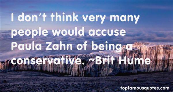 Brit Hume Quotes