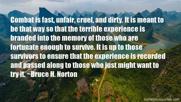 Bruce H. Norton Quotes