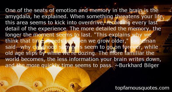Burkhard Bilger Quotes
