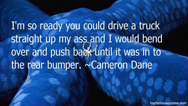 Cameron Dane Quotes