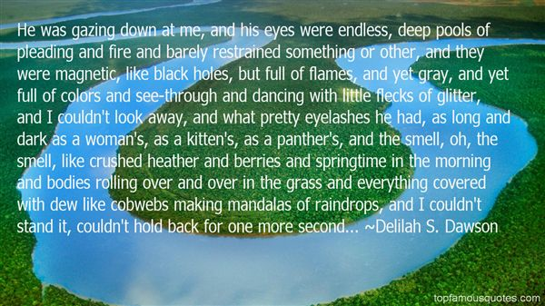 Delilah S. Dawson Quotes
