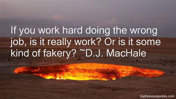 D.J. MacHale Quotes
