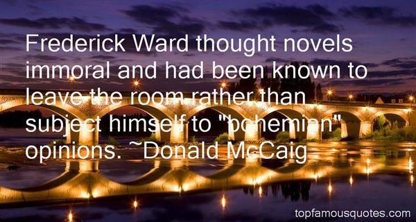 Donald McCaig Quotes
