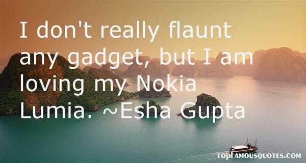 Esha Gupta Quotes