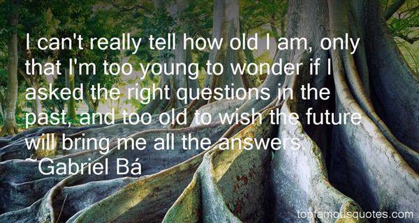 Gabriel Bá Quotes