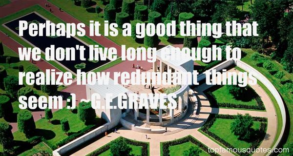 G.E.GRAVES Quotes