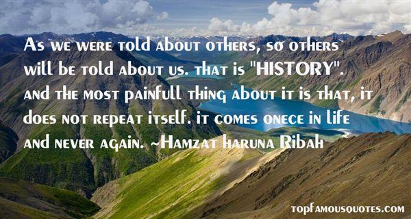 Hamzat Haruna Ribah Quotes