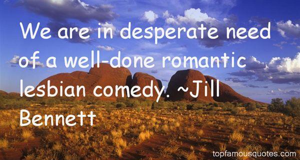 Jill Bennett Quotes
