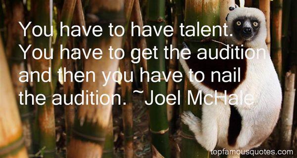 Joel McHale Quotes