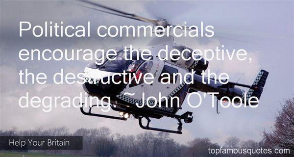 John O'Toole Quotes