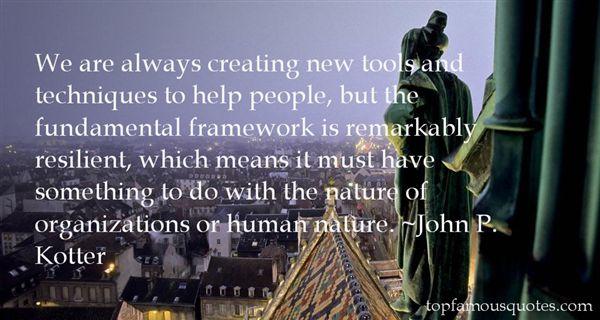 John P. Kotter Quotes