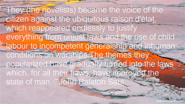 John Ralston Saul Quotes