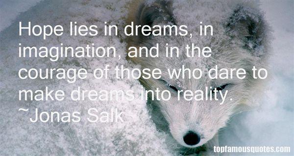 Jonas Salk Quotes