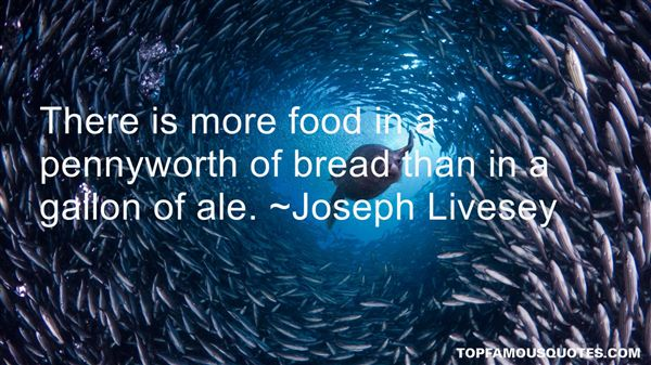 Joseph Livesey Quotes
