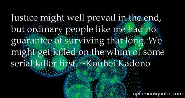 Kouhei Kadono Quotes