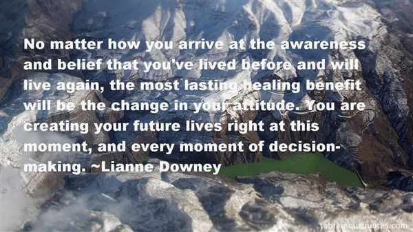 Lianne Downey Quotes