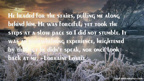Lorraine Loveit Quotes