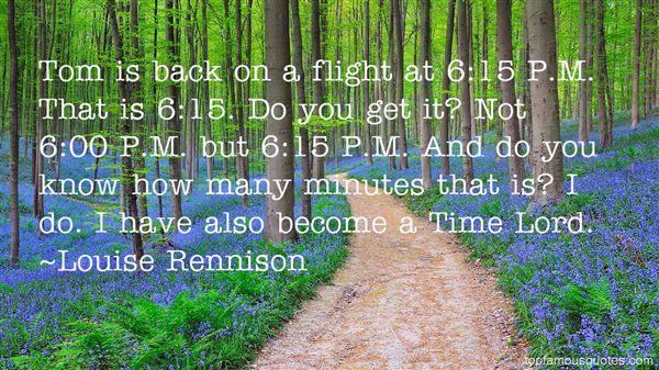 Louise Rennison Quotes
