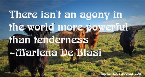 Marlena De Blasi Quotes