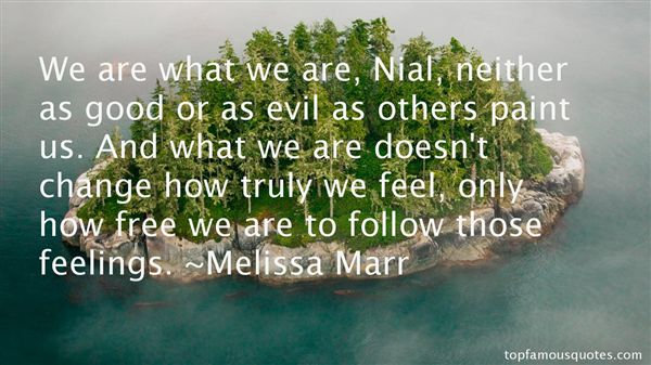 Melissa Marr Quotes