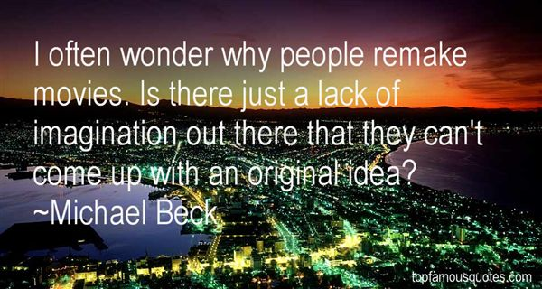 Michael Beck Quotes