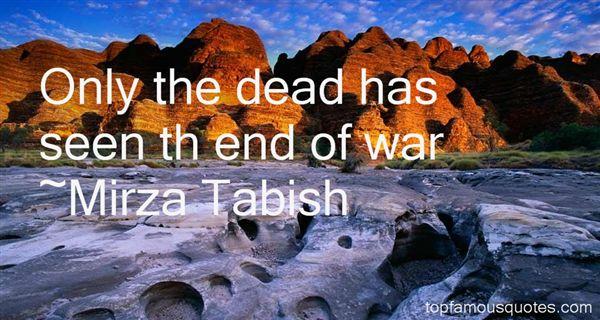 Mirza Tabish Quotes