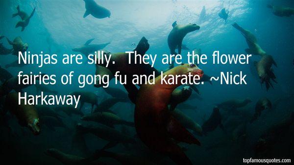 Nick Harkaway Quotes