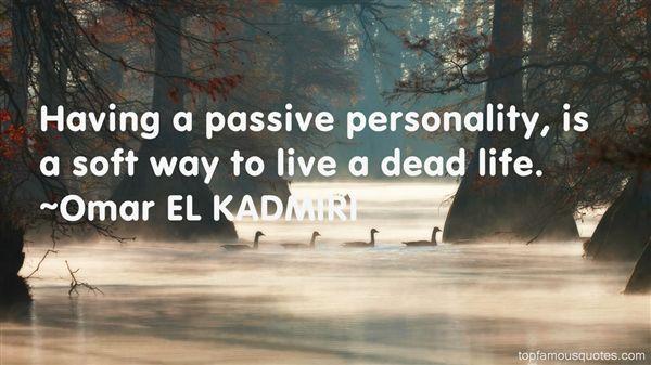 Omar EL KADMIRI Quotes