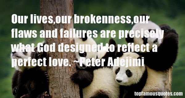 Peter Adejimi Quotes