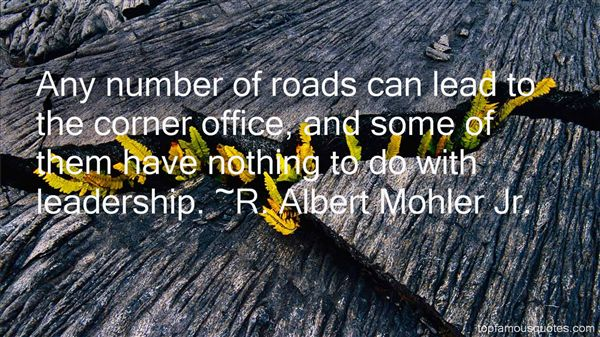 R. Albert Mohler Jr. Quotes