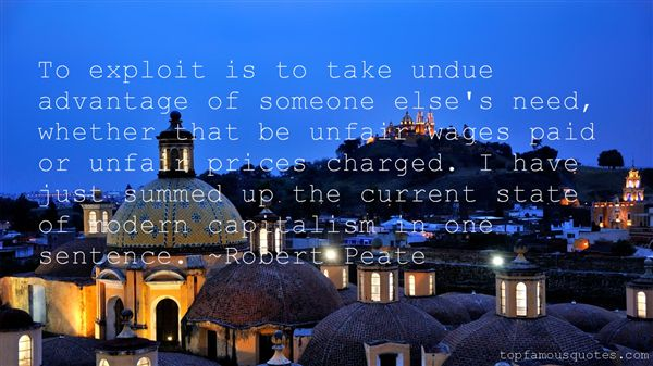 Robert Peate Quotes