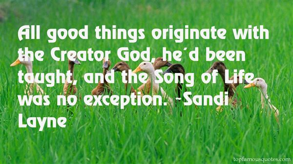 Sandi Layne Quotes